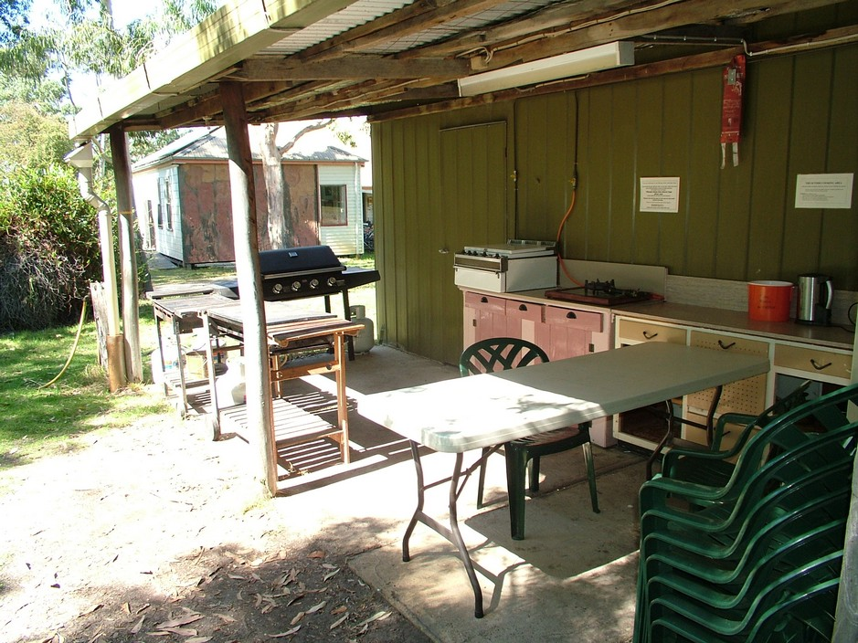Outdoors Camp Kitchen